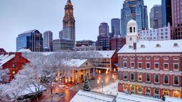 Boston hotels near New England Conservatory