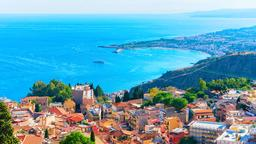 Taormina hotels near Saracen Castle