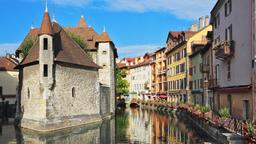 Lac d'Annecy hotels